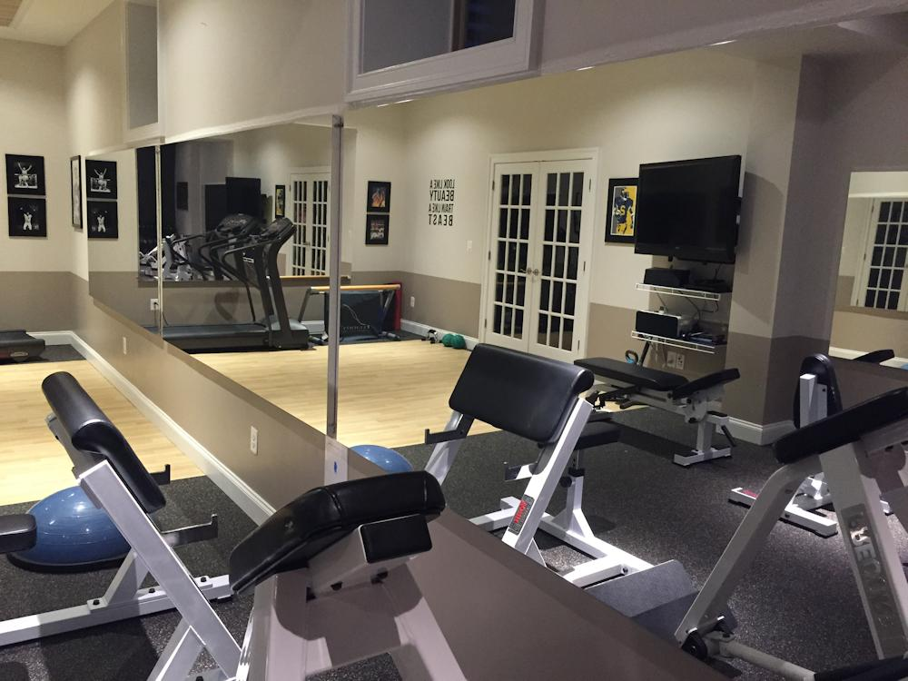 Get fit at home the many benefits of a home gym gtech fitness